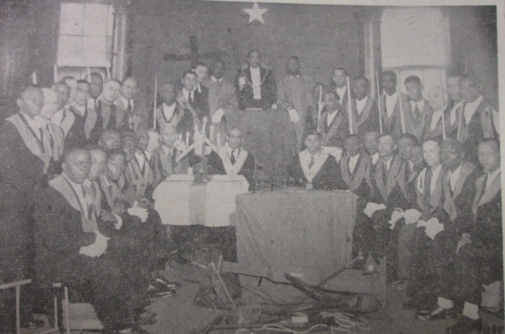 Sovereign Princes of the Rose Croix in Ancient Masonic Ceremony