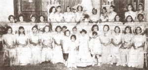 Alpha Kappa Alpha Sorority- 1939