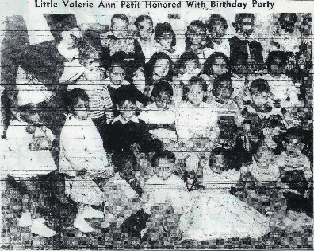 Birthday Party-1951