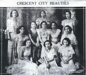 Crescent City Beauties-1934