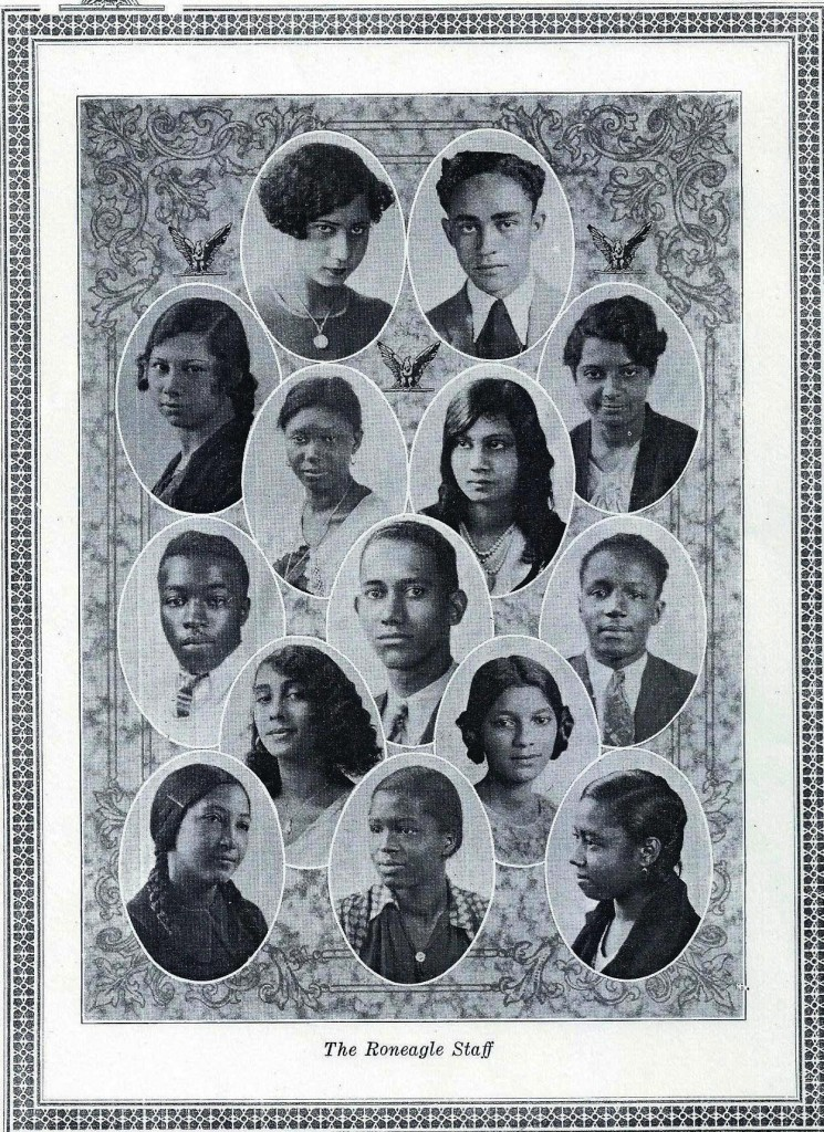 Mc#35 Yearbook Staff (p.1)-1931