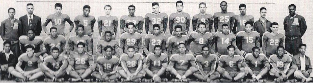 St. Augustine's Football Team #3- 1955