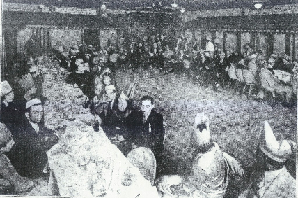 Postal Employees' Banquet (Golden Dragon Supper Club)