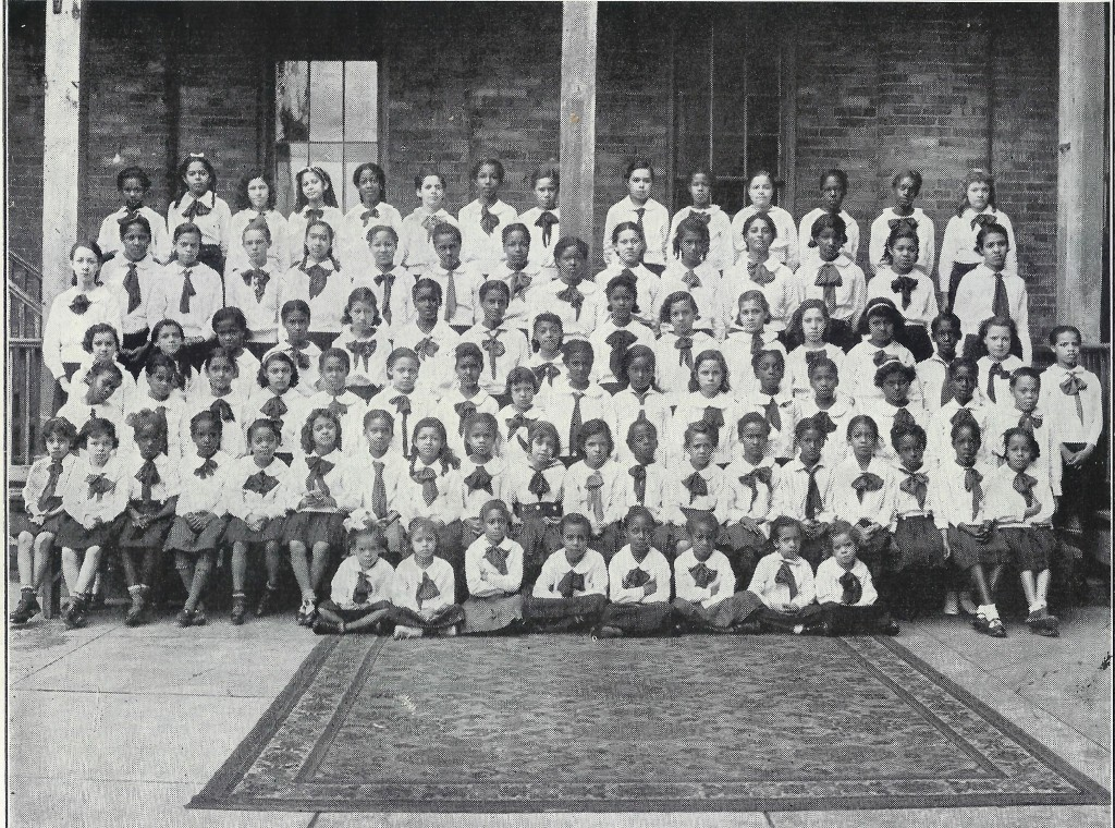 St. Mary's Academy Grammar School Students (1937)