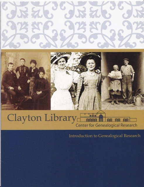 Clayton Genealogy Library Photo (492x640)