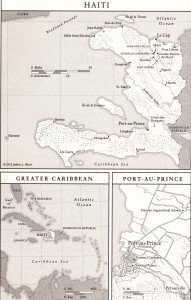 Haiti in the Caribbean