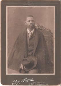 The Reverend Marlborough Lawrence Pierce, 1897 Graduate - Bachelor of Divinity. Great-great uncle of author.