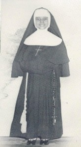 Nun- Wilma Carriere- 1955