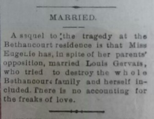 From The Crusader, 23 September 1895, Crusader Clippings, Xavier University Archives