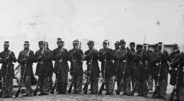 United States Colored Troops at Port Hudson