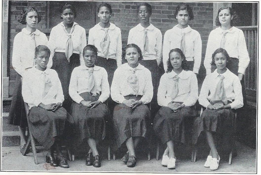 St. Mary's Academy (Junior Class of 1937)