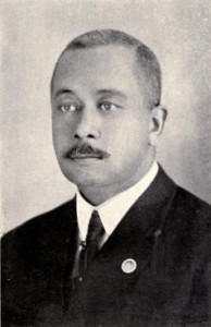 Dr. Paul Hypolite Vital Dejoie (1872-1921), son of Aristide Dejoie and Ellen Chambers