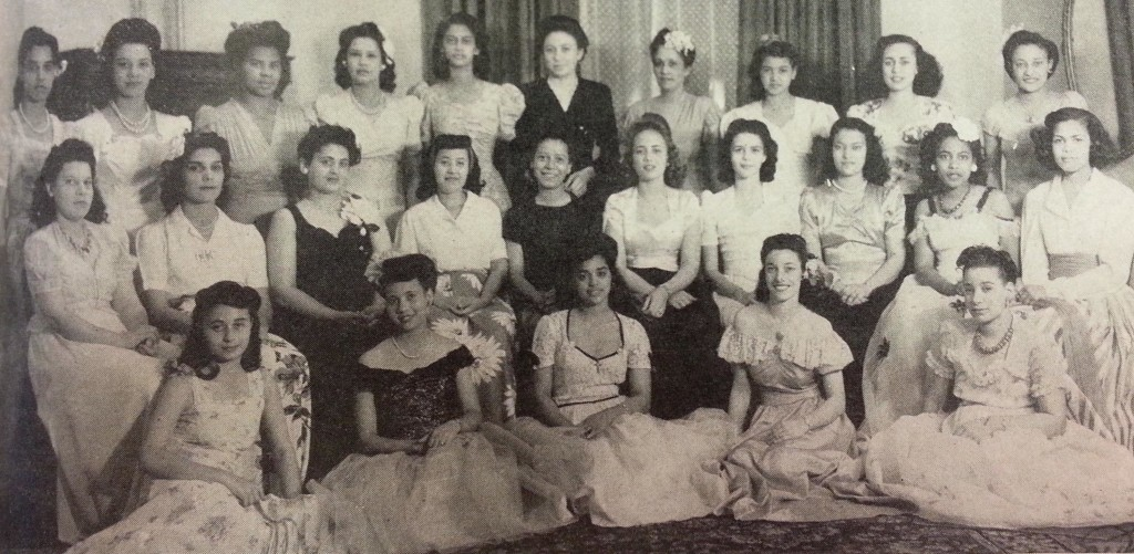 Khaton Beta Phi Chapter of AKA-1944