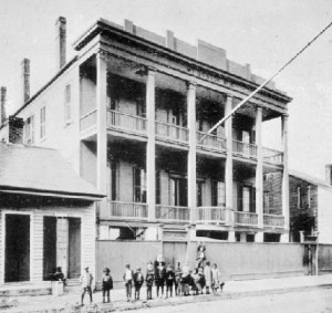 McDonogh No. 16 School (formerly the Fillmore School)