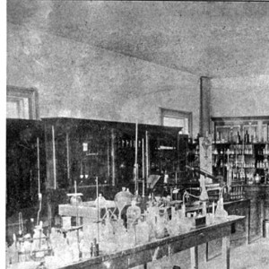 Southern University Chemical Lab-1890