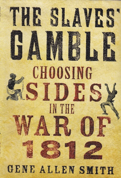 Slaves Gamble book jacket 25 percent