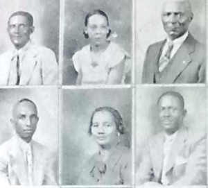 Convention Committe St Peter Claver 1938 header pic