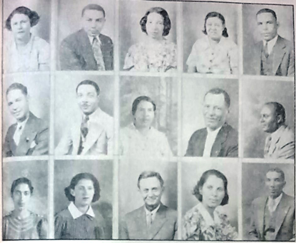 Convention Committee St Peter Claver 1938 2 cropped