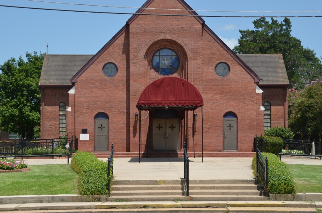 Holy Ghost Church Opelousas 1