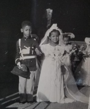 Xavier Festival 1942 (Bride +Groom) - Copy