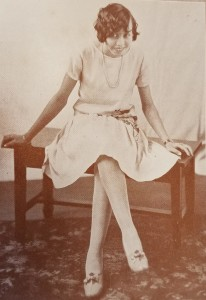 McD#35 Our Sweetheart (Josephine Mitchell) 1928 (1)
