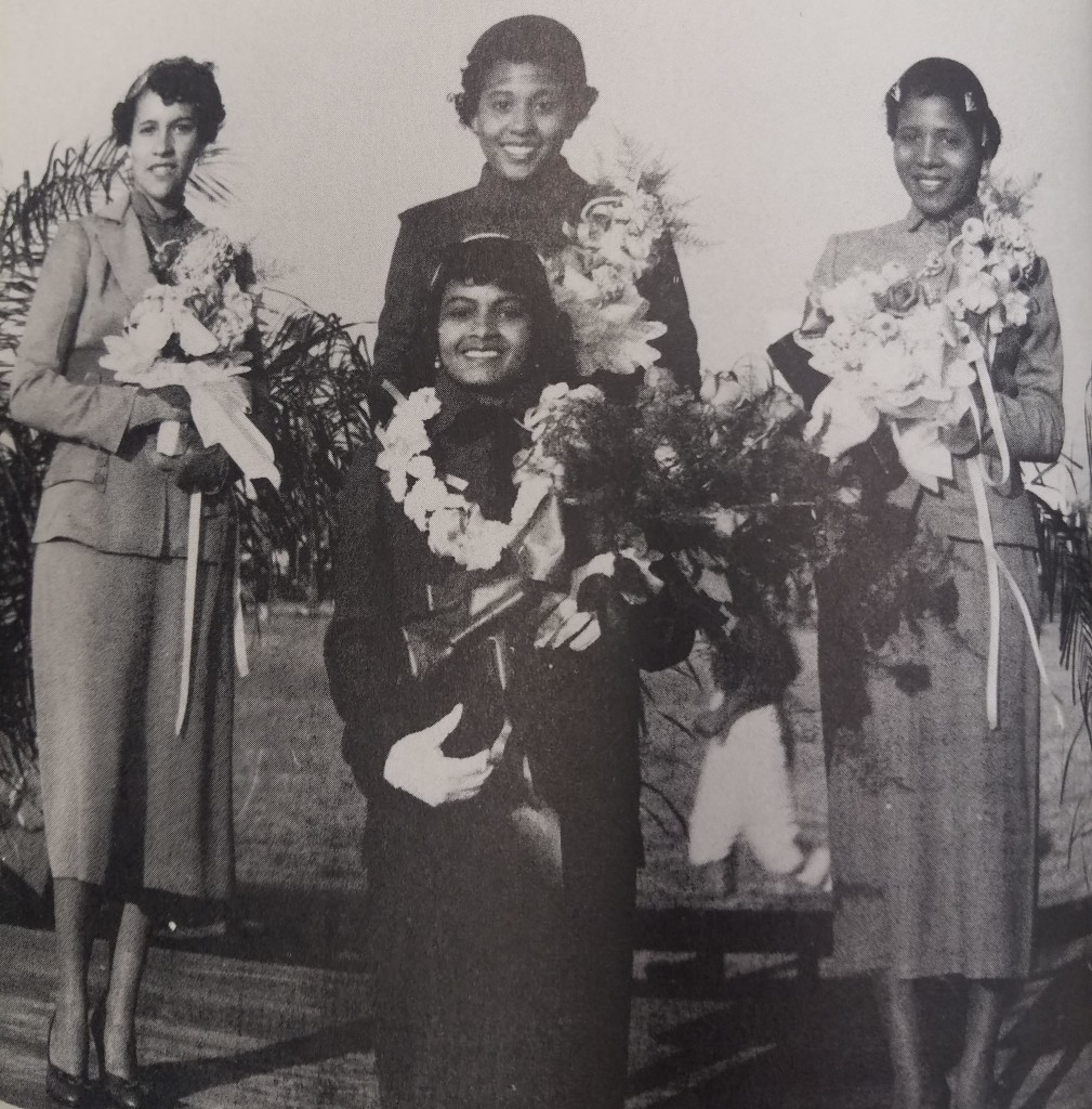Cohen's Miss Wa-Lo-Co and Court (1952-53)