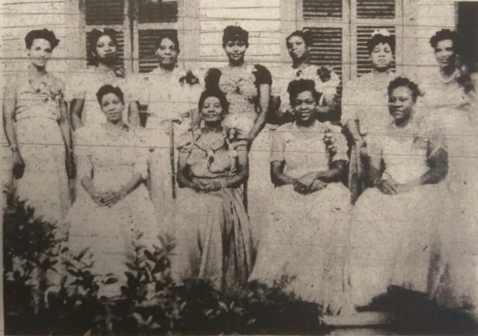 Les Modistes Ladies League Sewing Club New Orleans